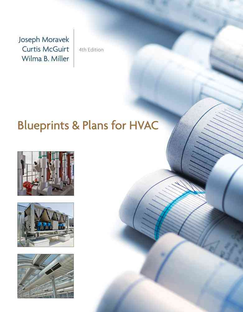Blueprints and Plans for Hvac By Moravek, Joseph/ Miller, Frank